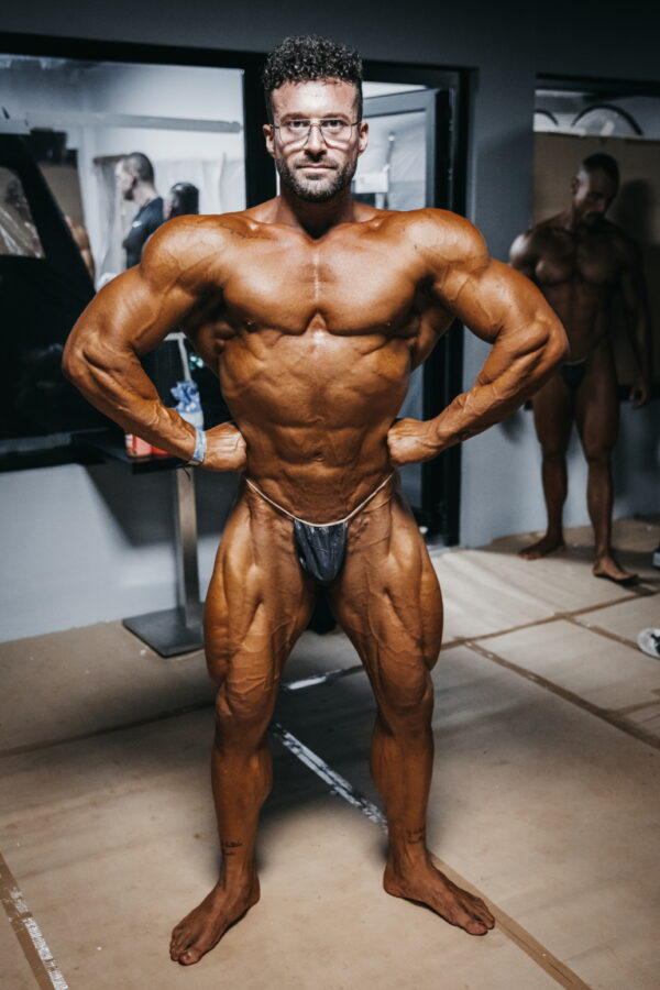 Julian Fitkraff competidor