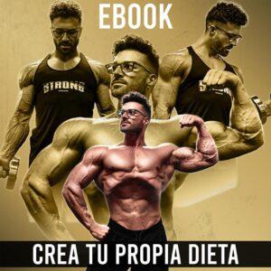 Portada E-Book Crea tu propia DIETA por JuliánFitKraff
